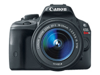 Canon EOS Rebel SL1 (with 18-55mm STM lens)