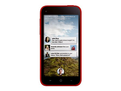 HTC First (red)