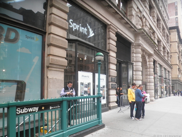 Sprint is a hot commodity right now.
