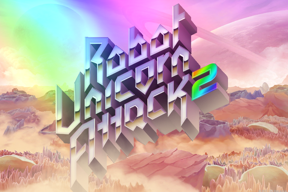 Robot Unicorn Attack 2 (iOS)