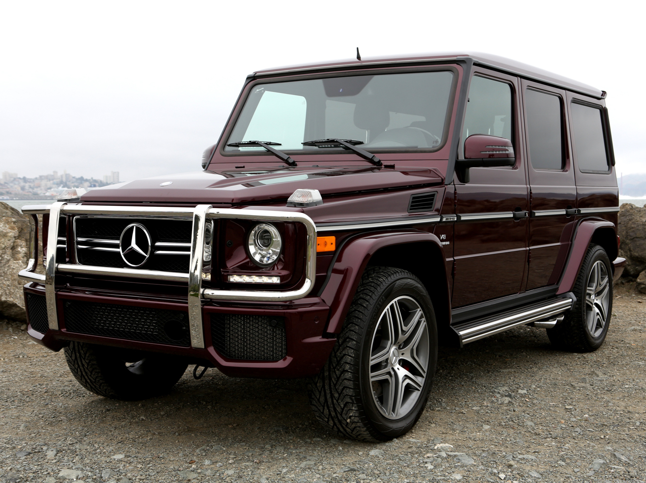 2013 mercedes benz g63 amg review cnet for 2014 mercedes benz truck