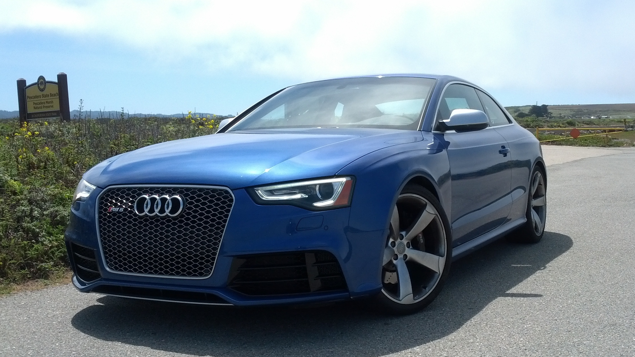2013 Audi RS 5 coupe