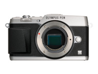 Olympus PEN E-P5 (Body Only, silver)