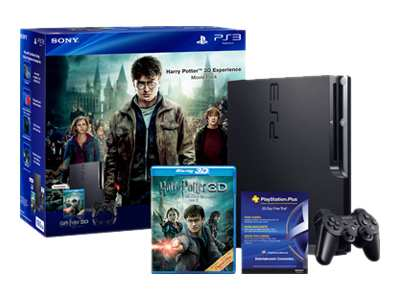 Sony PlayStation 3 Slim (160GB) Harry Potter Bundle