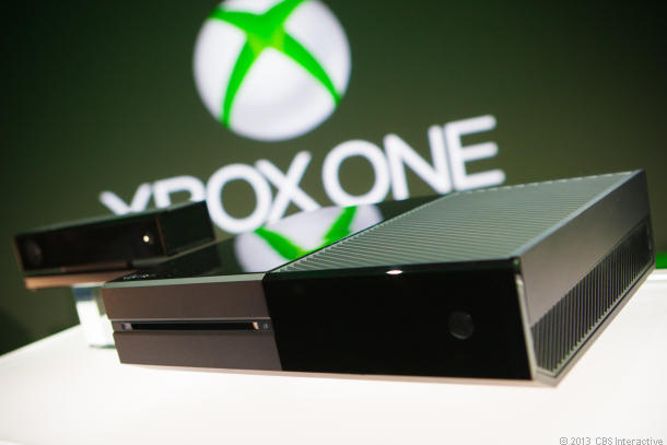 Microsoft unveiled the Xbox One console on May 21, 2013.