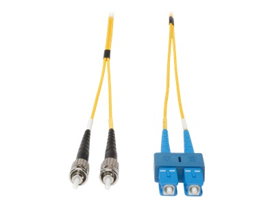 Tripp Lite patch cable - 6.6 ft - yellow