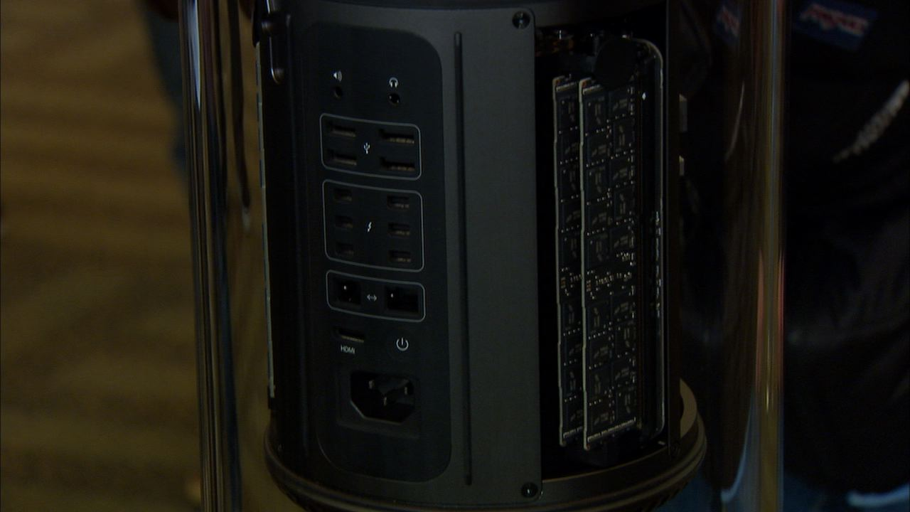 Video: Mac Pro gets bold, new look