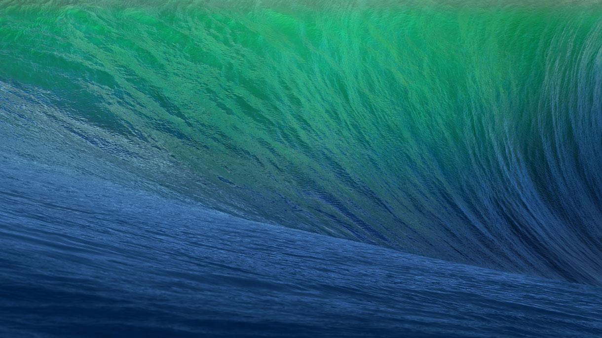 Apple released a 5,120x2,880-pixel wallpaper image, suggesting higher-resolution Retina displays could be headed for iMacs and external monitors.