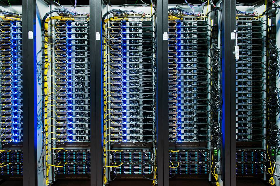 The Lulea data center will use Facebook's own Open Compute Project designed server hardware.