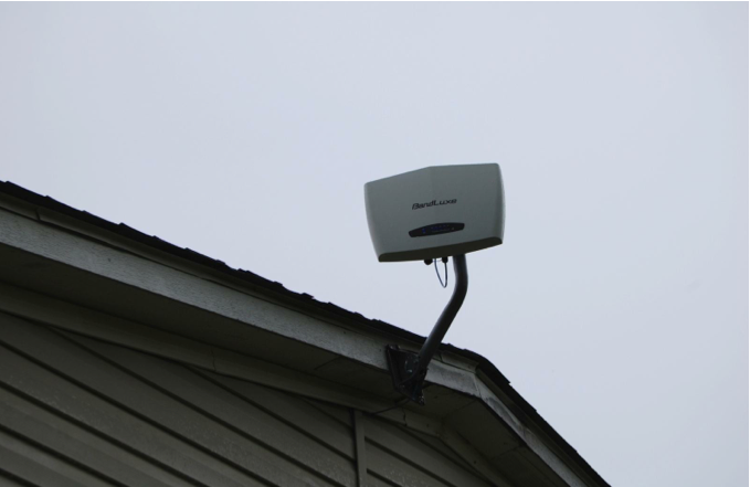 Dish Network is testing a fixed wireless broadband service in rural Virginia.