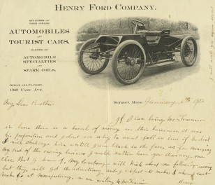 The Henry Ford Company is founded