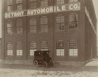 Detroit Automobile Company is founded