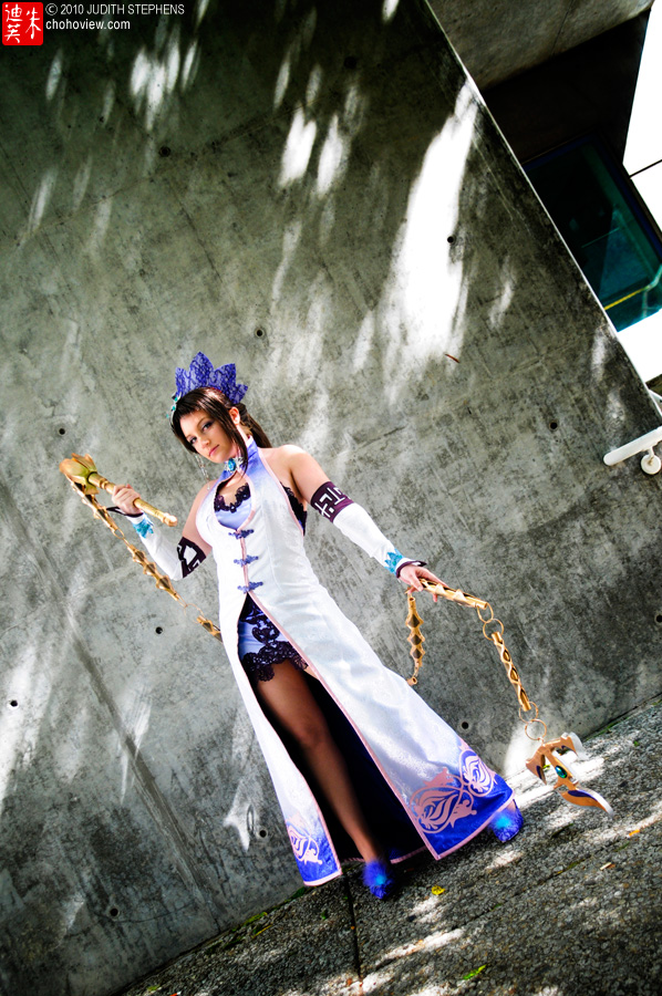 Zhen Ji from Dynasty Warriors 6