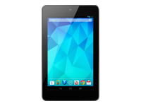 "Google Nexus 7 - tablet - Android 4.2 (Jelly Bean) - 16 GB - 7"" - 4G - AT&T"