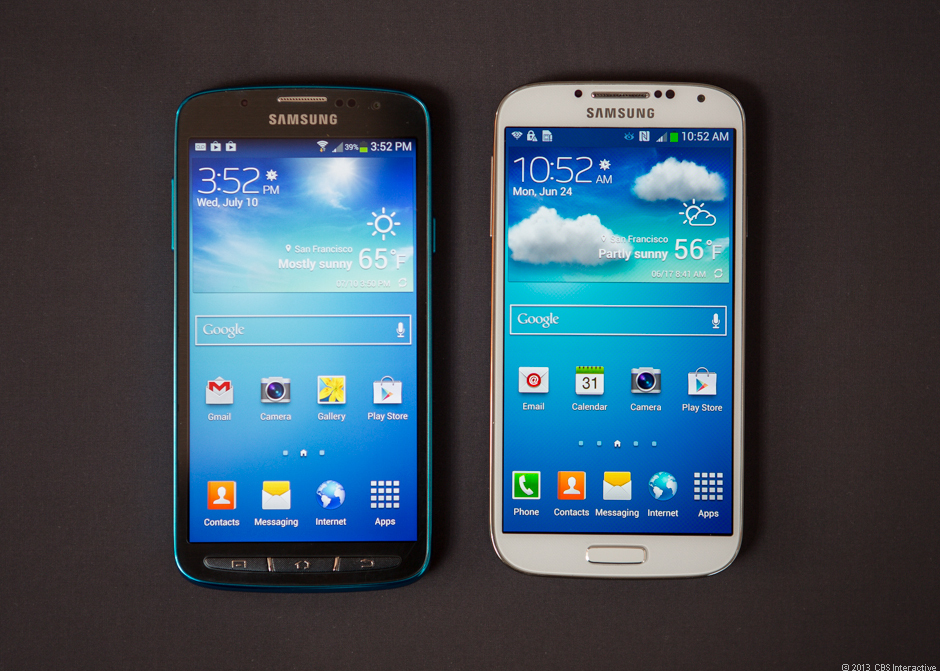 Samsung Galaxy S4 Active review - CNET