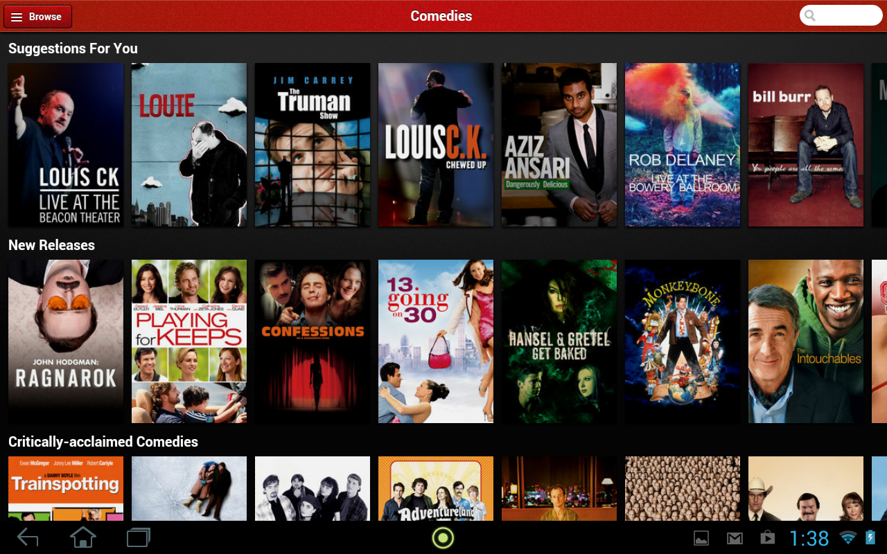 Netflix for android review cnet - Home shows on netflix ...