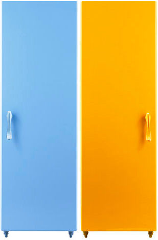 Color refrigerators