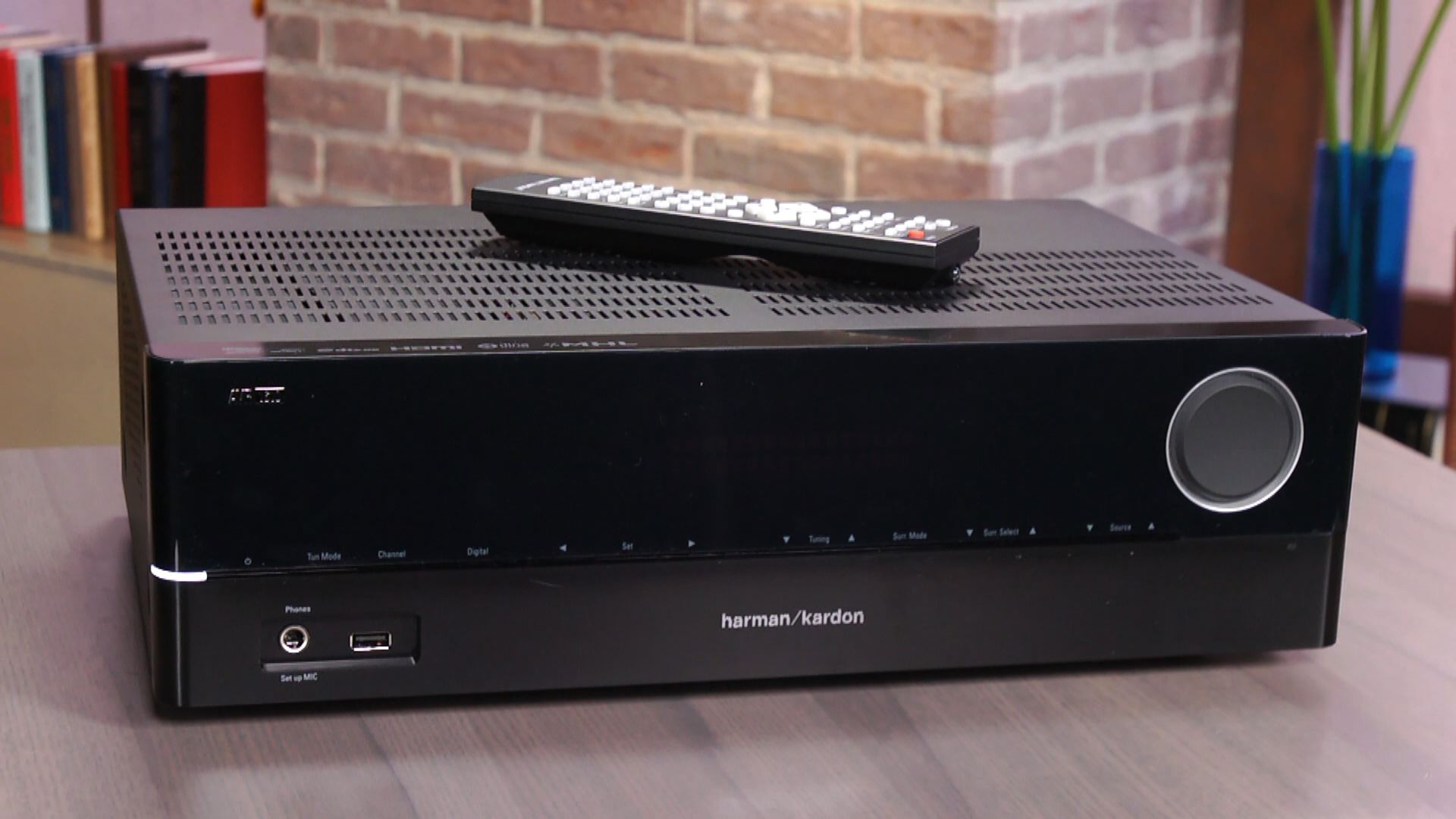 Video: Well-priced but underachieving AV receiver