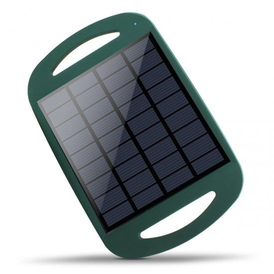 No AC outlet? No problem. The Revive Solar Restore 360 turns the sun's rays into instant power for mobile devices.