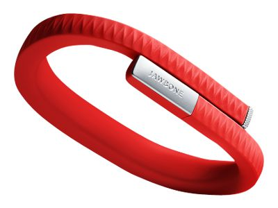 Jawbone Up (Medium - red)