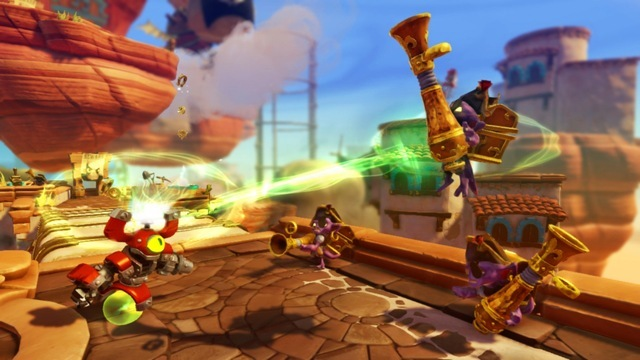 Skylanders: Swap Force for the PS4