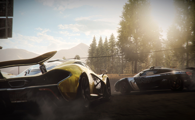 Need for Speed: Rivals for the PS4