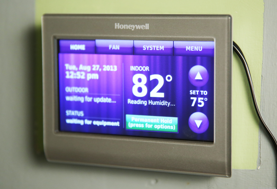 Honeywell Wi Fi Smart Thermostat Review Cnet