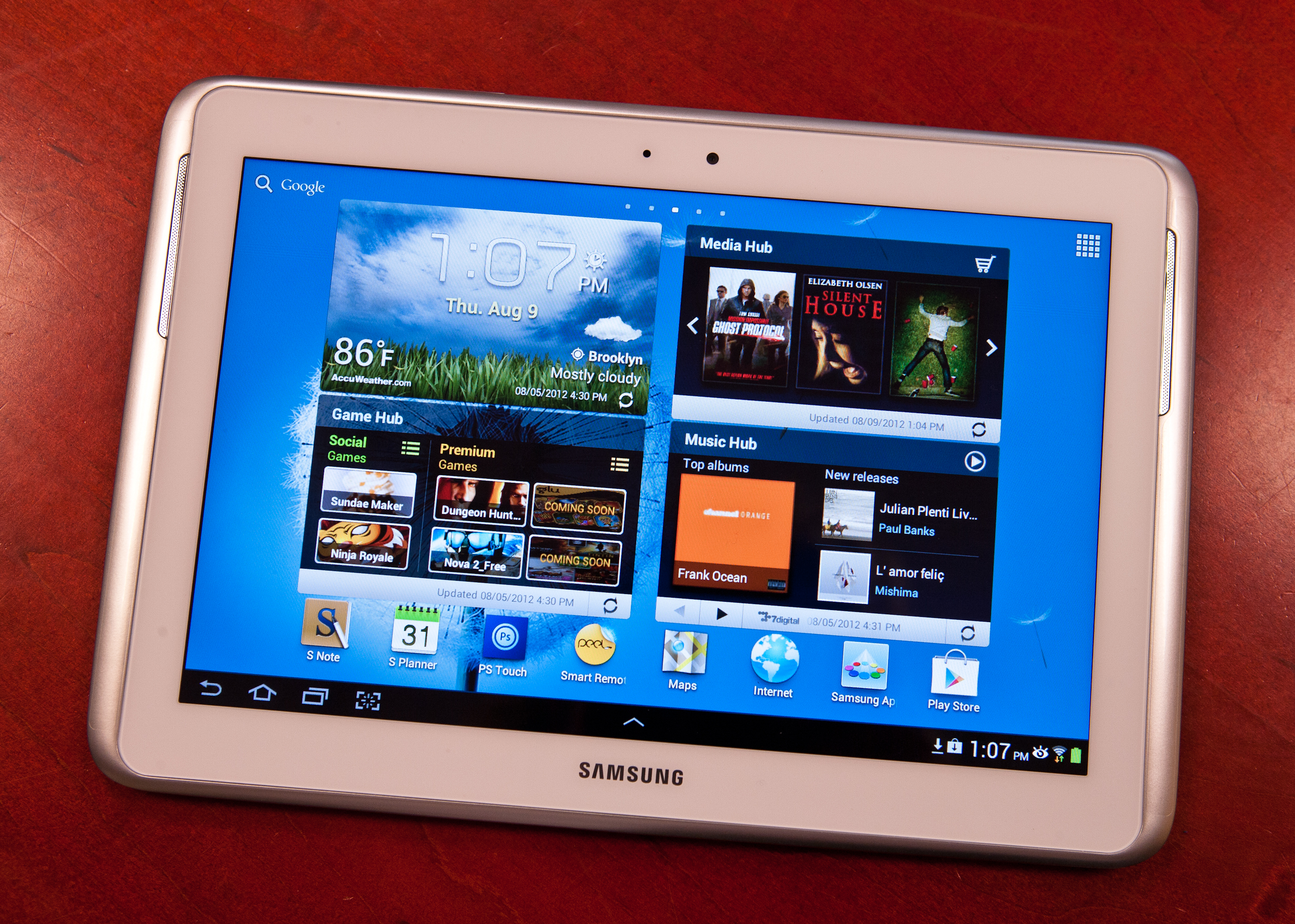 Samsung Galaxy Note 10.1 (32GB)