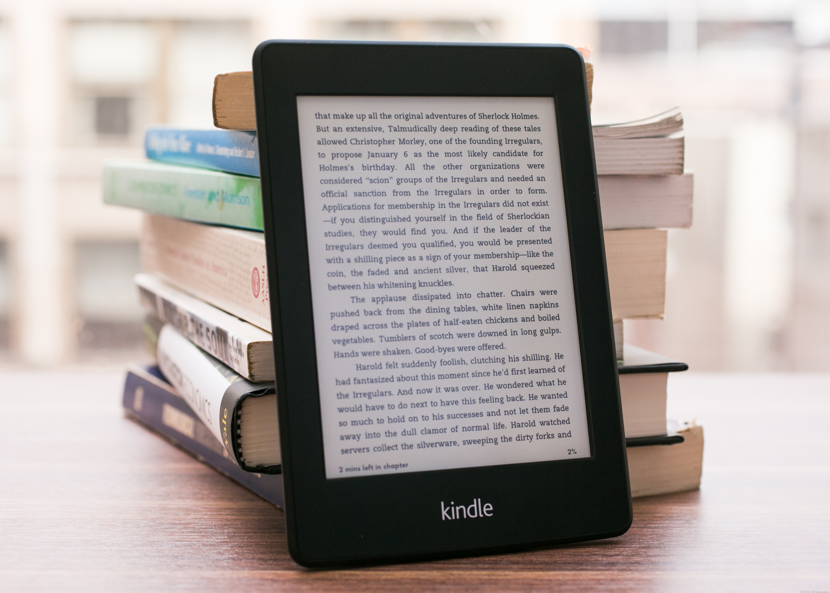 Amazon Kindle Paperwhite 3G (special offers)