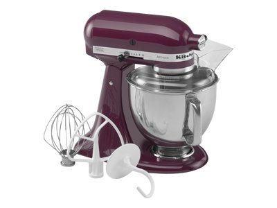 KitchenAid Artisan Series 5-Quart Tilt-Head Stand Mixer (boysenberry)