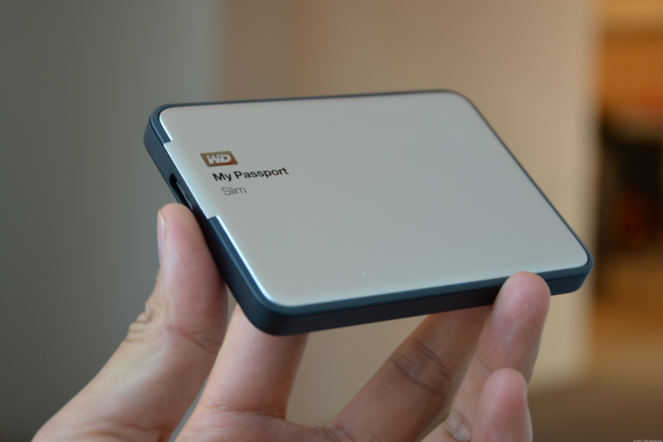 Wd My Passport Slim Review Cnet