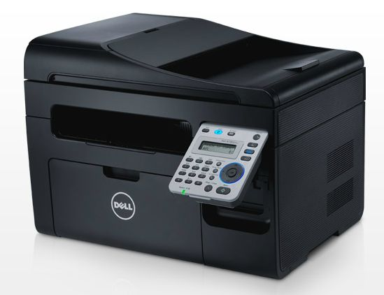 The Dell B1165nfw is a 4-in-1 printer that supports AirPrint, Google Cloud Print, and other handy options.
