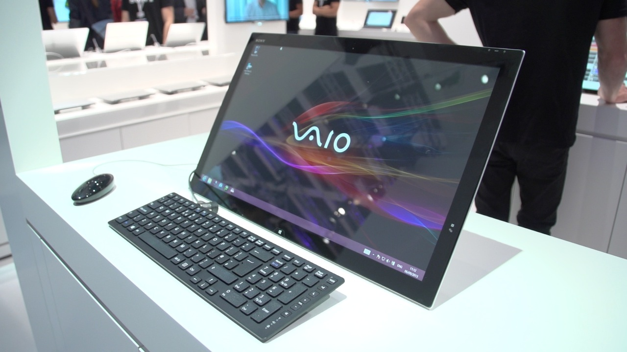 Video: Sony Vaio Tap 21 explained in hands-on video