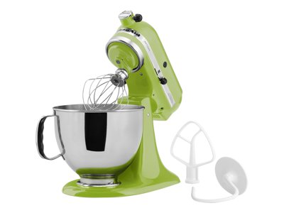 KitchenAid Artisan Series 5-Quart Tilt-Head Stand Mixer (apple green)