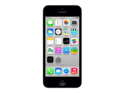 Apple iPhone 5C (32GB White)