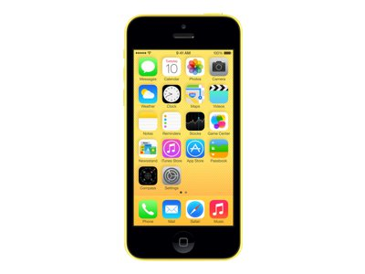 Apple iPhone 5c (16GB Yellow)