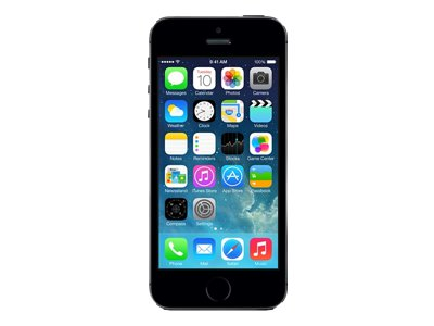 Apple iPhone 5s (64GB - Space Gray)
