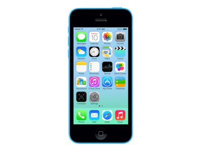 Apple iPhone 5c (16GB Blue)