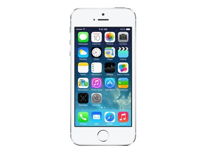 Apple iPhone 5s (64GB - Silver)