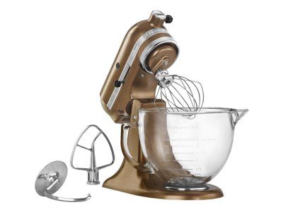 KitchenAid Artisan Series 5-Quart Tilt-Head Stand Mixer (antique copper)
