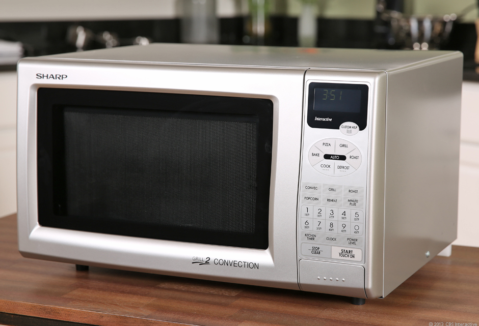 Sharp R-820JS Convection Grill Microwave