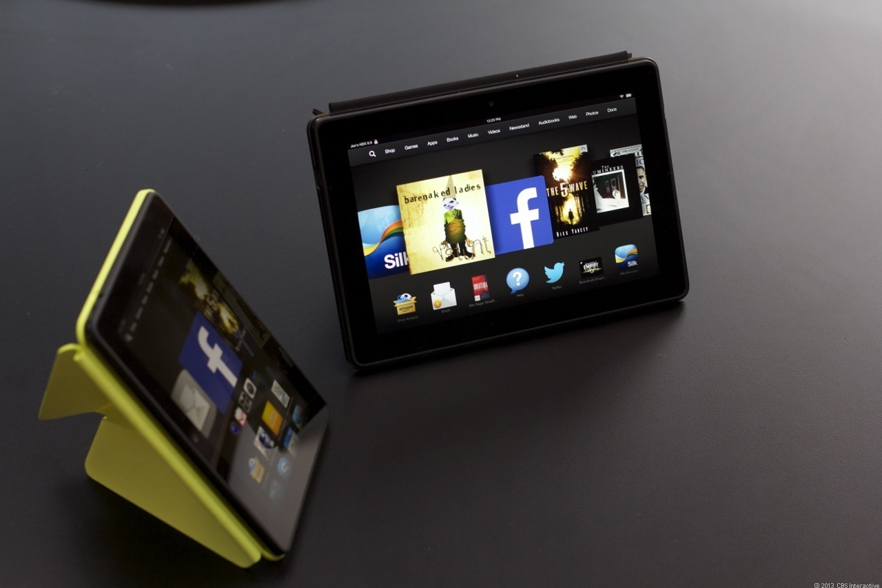 Amazon Kindle Fire - tablet - 8 GB - 7""