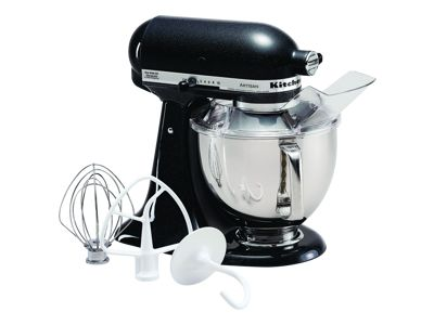 KitchenAid Artisan Series 5-Quart Tilt-Head Stand Mixer (caviar)