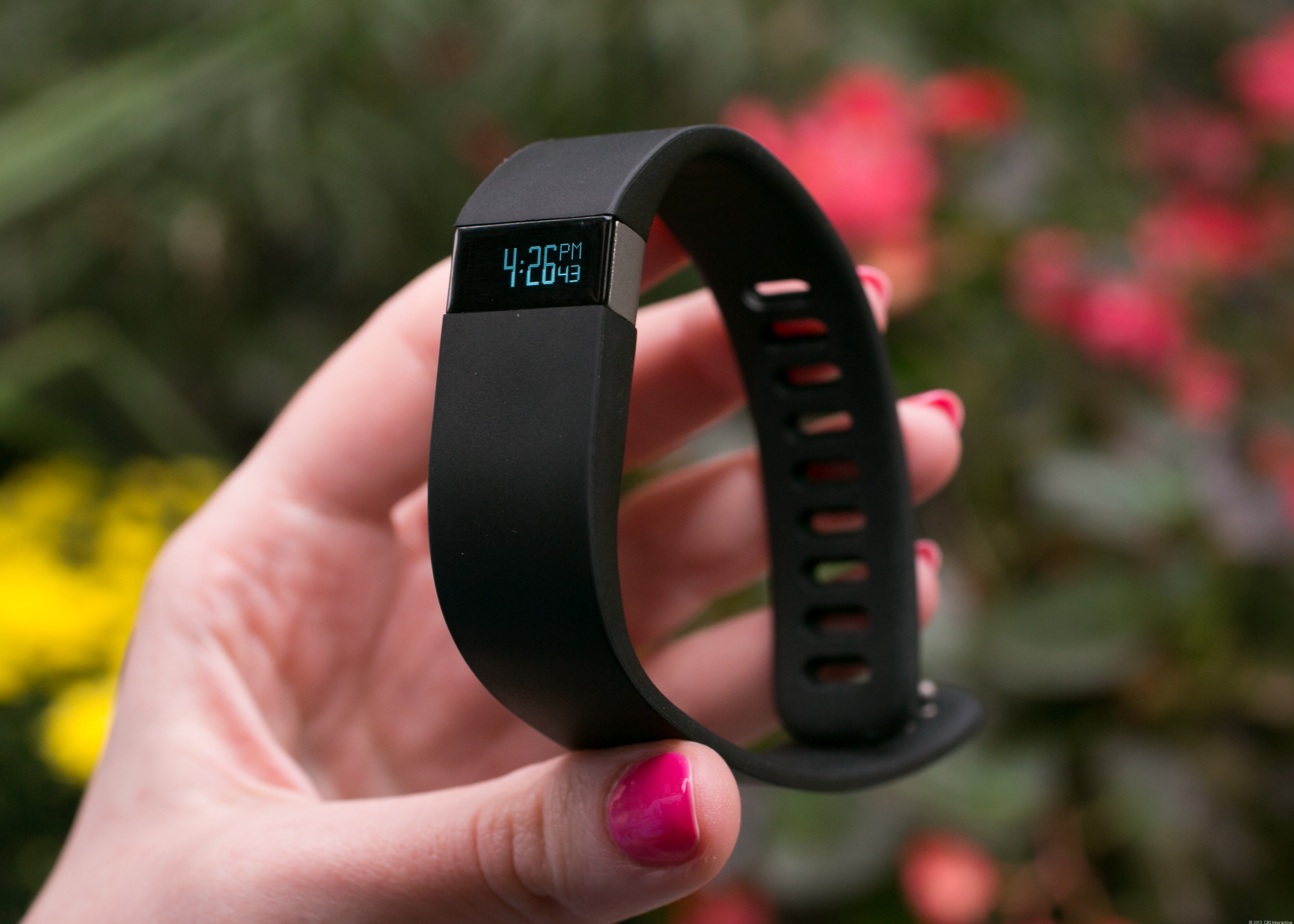 Fitbit's new Force tracker is one of the best fitness gadgets we've seen and sure to make a great stocking-stuffer for you or someone you care about.
