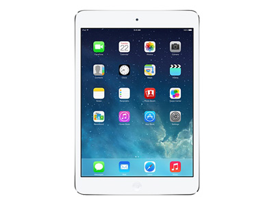 Apple iPad Mini 2 (silver, 16GB, AT&T)