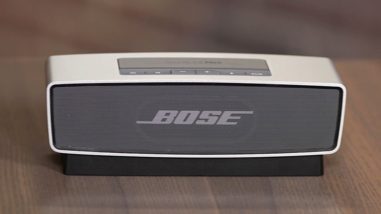 Video: Bose's SoundLink Mini: the little speaker that plays big