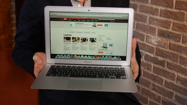 Video: The 2013 Macbook Air is our favorite laptop choice