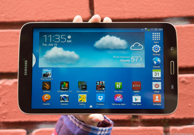 Samsung Galaxy Tab 3 - tablet - Android 4.2 (Jelly Bean) - 16 GB - 8""
