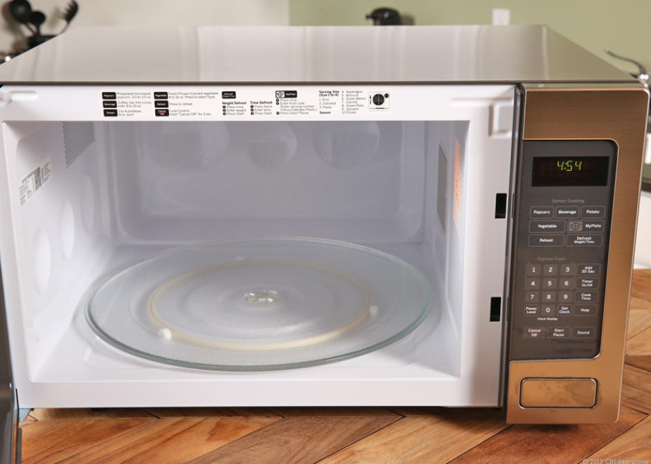 GE Profile Series 2.2 Cu. Ft. Countertop Microwave Oven review: This ...