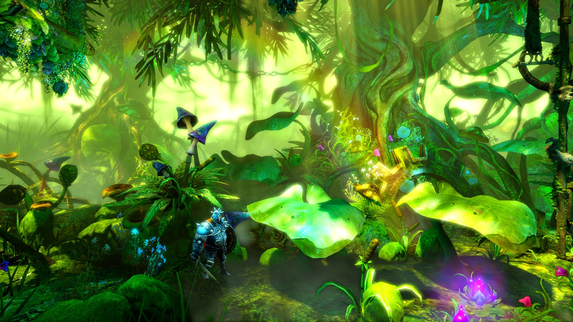 Trine 2: The Complete Story for the PS4